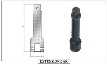 EXTENSION BAR