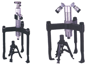 PUSH PULLER / THREE-IN-ONE HYDRAULIC TOOLS